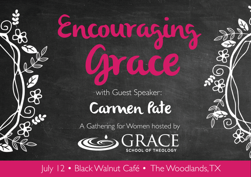 Ladies of Grace – Encouraging Grace