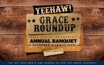Grace Banquet – Grace Round Up
