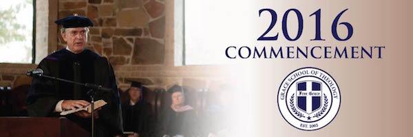 Grace Commencement 2016